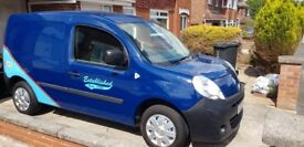 THIS IS THE TOTALLY RELIABLE 2010 NEW SHAPE RENAULT KANGOO 1.5DCI