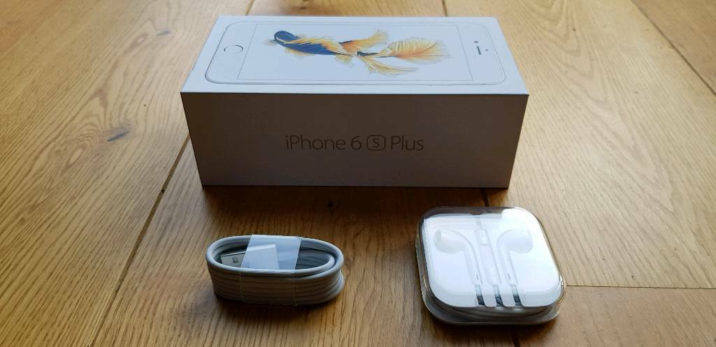 IPhone 6S Plus Gold 64GB - Mint Condition - Unlocked to all Networks