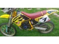 Suzuki rm 250 1993