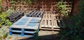 Free pallets , collection only