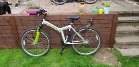 Folding bike £70
