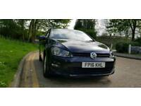2016 VW GOLF 5 DOORS LOW MILES AUTOMATIC