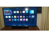 Samsung 48 in smart tv