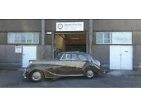 Clydesdale Classic Cars Servicing, Repairs & Restoration In Scotland
