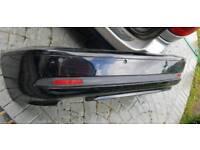 BMW E46 COUPE CONVERTIBLE rear BUMPER