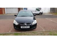2005 Mitsubishi Lancer 1.6 Equippe 5dr 1+Owner+From+New+++Auto+Petrol @07445775115