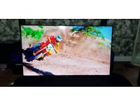 """Sony Bravia 55"""" Smart 3D 1080P with builtin Freeview & Freesat"""