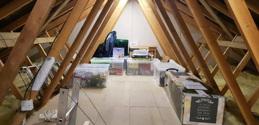 loft boards loft legs and screws in bonnyrigg midlothian gumtree. Black Bedroom Furniture Sets. Home Design Ideas
