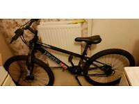 SILVER FOX RATTLER aduits jump mountain bike for sale