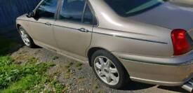 Rover 75 1.8 turbo LOW LOW MILES