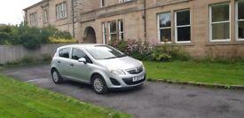 Vauxhall Corsa 1.3 CDTi ecoFLEX 16v SE (s/s) 5dr (a/c) LOW MILES & FSH £30 TAX