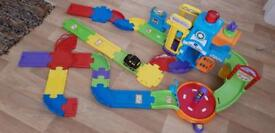 Toot-toot Police Station vtech £10ono