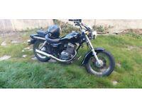 Suzuki GZ Marauder 125cc - £1000