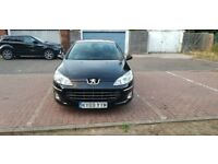2009 Peugeot 407 2.0 HDi FAP Sport 4dr Manual @07445775115
