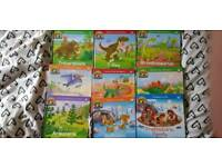 Deagostini Dinosaurs and friends books and toys