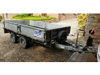 Ifor Williams trailer 2600kg