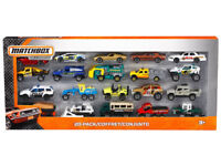 2 sets - Matchbox On A Mission: Twenty 20-Pack Car Gift Set - RARE - Collectable
