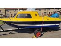 16ft Shetland 535 Fishing Boat