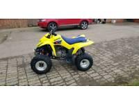 Suzuki ltz 250 off road quad bike