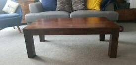 Coffee table - mango wood