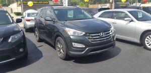 2013 Hyundai Santa Fe Sport Sport- HEATED FRONT SEATS, REAR AIR