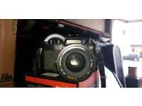 Nikon f2f 35mm camera