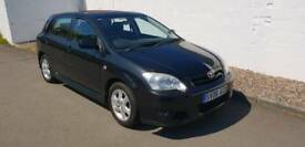 Toyota corolla 1.6 years mot full service history 1 owner
