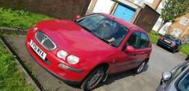 Rover 25 1.4 petrol manual