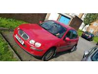 Rover 25 1.4 petrol manual
