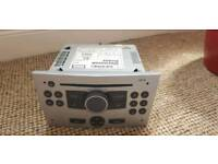 Vauxhall astra 2006 stereo cd player head unit