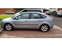 2006 Ford Focus 1.6 Zetec Climate 5dr Auto+Low+Mileage+Petrol++++1.6 @07445775115