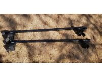 Thule Ford Mondeo MK4 Roof Bars complete with keys