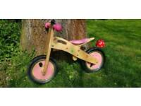 John Crane Girls Balance Bike