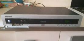 Samsung dvd with hdd built in