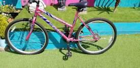 Ladies bicycle