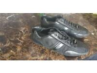 Used Blacks Sheos HugoBoss size9