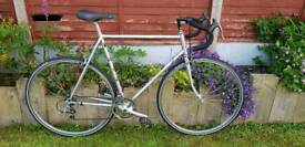raleigh racing racer vintage bicycle 23 inch