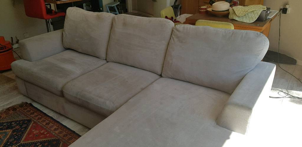 Beautiful Freya 4 Seater Lounger Reduced To 195 In