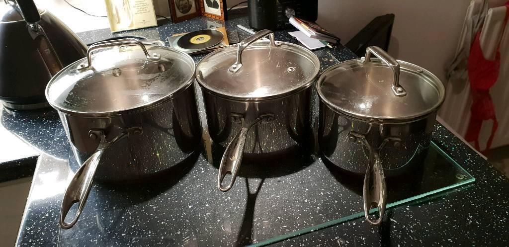 Copper Bottom Pots And Pan In Castlereagh Belfast Gumtree