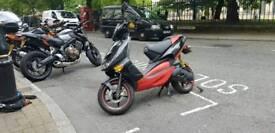 Aprilia sr 50 moped
