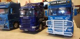 1:14 Scania Longline custom build