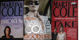 Martina Cole paperback books