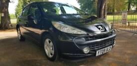 Peugeot 207 1.4 petrol 2owners