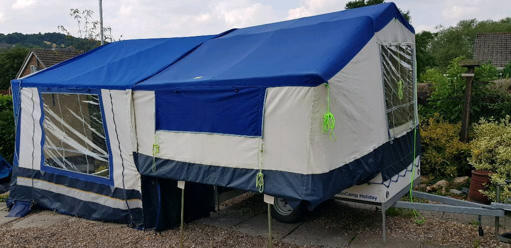 Trailer Tent In Stoke On Trent Staffordshire Gumtree
