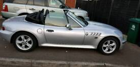 Bmw z3 roadster 1.9 2001 well looked after future classic