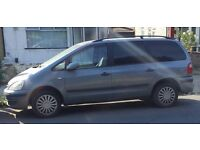 2002 Ford galaxy 1.9 breaking parts