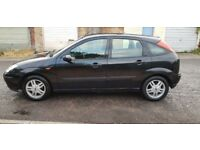 2002 Ford Focus 1.6 i 16v Zetec 5dr Manual @07445775115