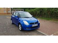 2007 Suzuki Swift 1.5 GLX 5dr Manual @07445775115