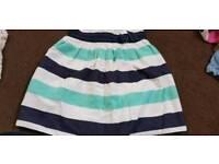 Girl's Age 3-4 Dresses £5 each