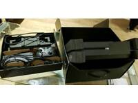 X Box One Boxed with 1 Controller and Kinect